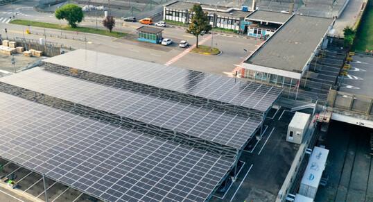 Installazione di impianti fotovoltaici grid connected